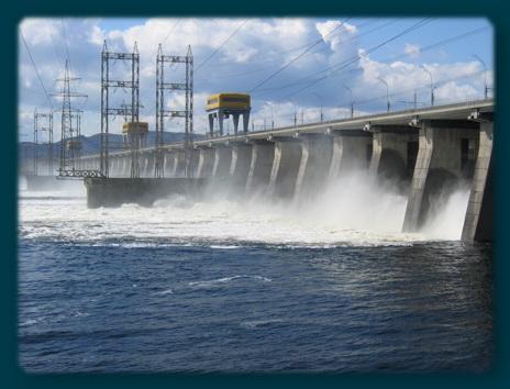 волгоградская ГЭС